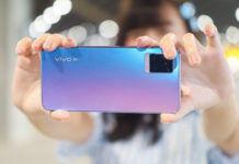 Vivo V20 Pro 5G official 44MP dual selfie 64MP rear camera