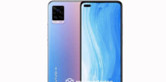 vivo v20 will support 44mp dual punch hole selfie camera launch in india soon