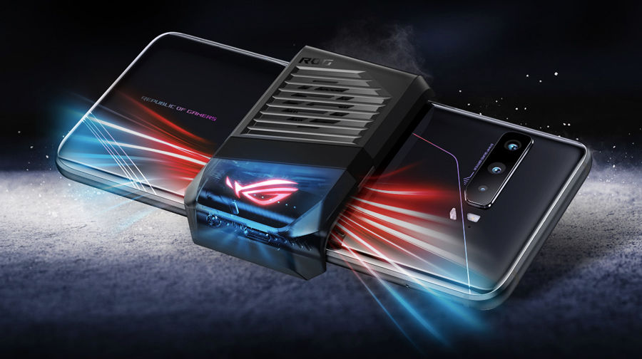 ASUS ROG Phone 5 with 18 gb ram launch on 10 march