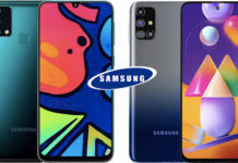 samsung-galaxy-f41-vs-galaxy-m31s-6000mah-battery-64mp-camera-specs-price-sale