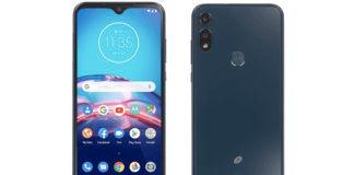 Motorola moto e7 listed online full specs reveal