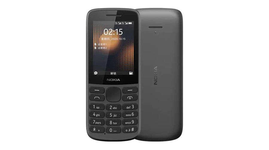 Nokia 215 4G Nokia 225 4G feature phone launched