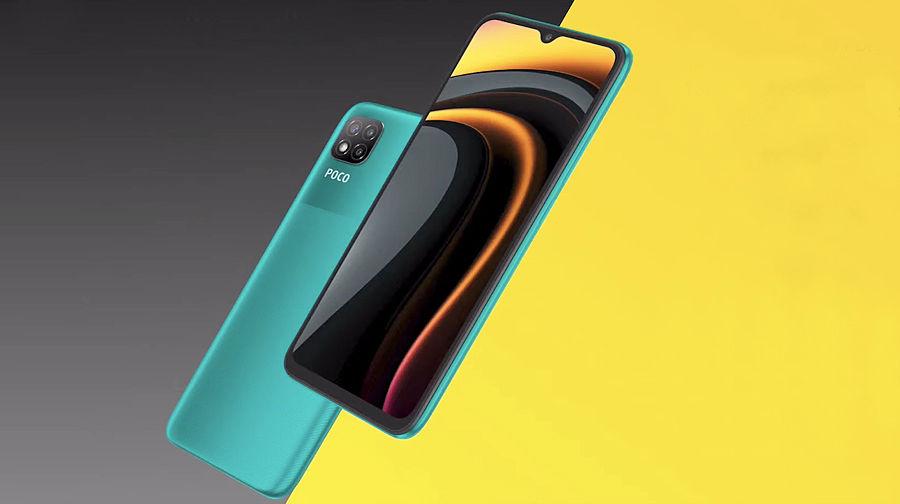 poco c3 launch in india 5000 mah battery camera specs price sale