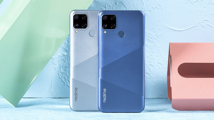 Realme C15 Qualcomm Edition launched in india with 6000mah battery specs price sale