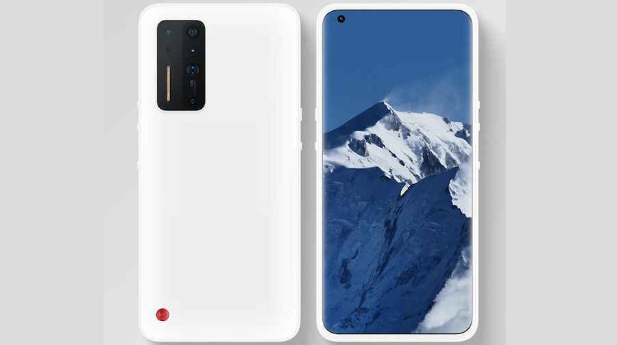 Smartisan Nut R2 officially launched 16 gb ram 108 mp camera