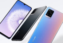 Vivo V20 2021 on geekbench with 8gb ram android 11