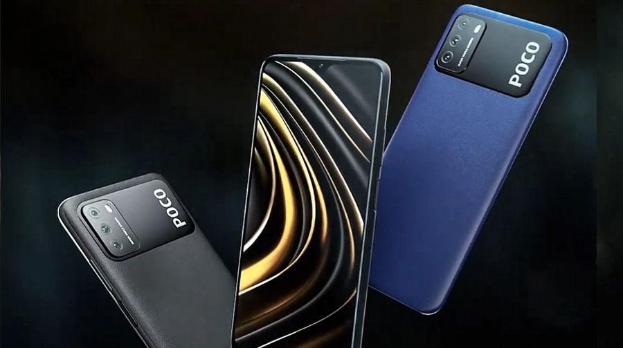 xiaomi POCO M3 launch 6000mah battery 48mp camera snapdragon 662 soc specs price sale