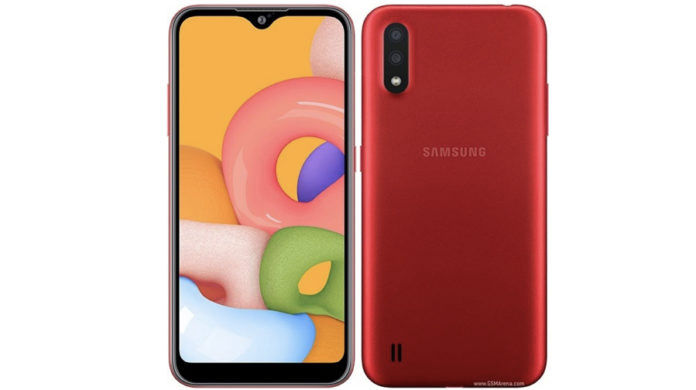 Samsung Galaxy A02 Production Starts in India Launch Soon