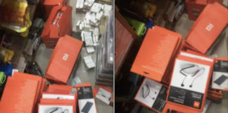 fake xiaomi products worth rs 33 3 lakh in india