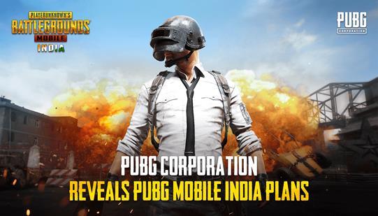 PUBG MOBILE INDIA announced krafton PUBG CORPORATION