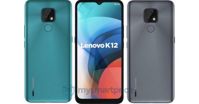 lenovo k12 global variant render leak as re branded motorola moto e7