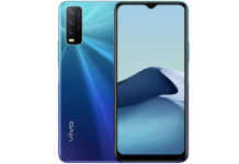 Vivo Y20 2021 launched 4gb ram 5000mah battery specs price sale