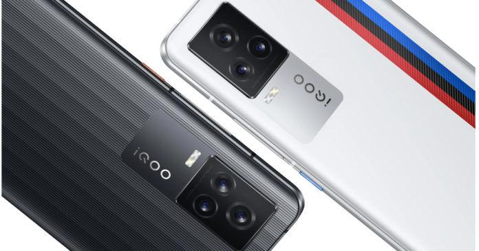iQOO 8 Series launch with Snapdragon 888 Plus 2K Display 12GB RAM 120w charging