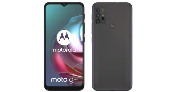 moto g30 specifications leaked launch soon 5000mah battery 64mp camera 6gb ram
