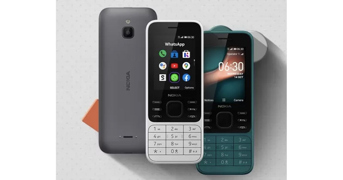Nokia 6300 4g feature phone to launch in india soon against jio phone