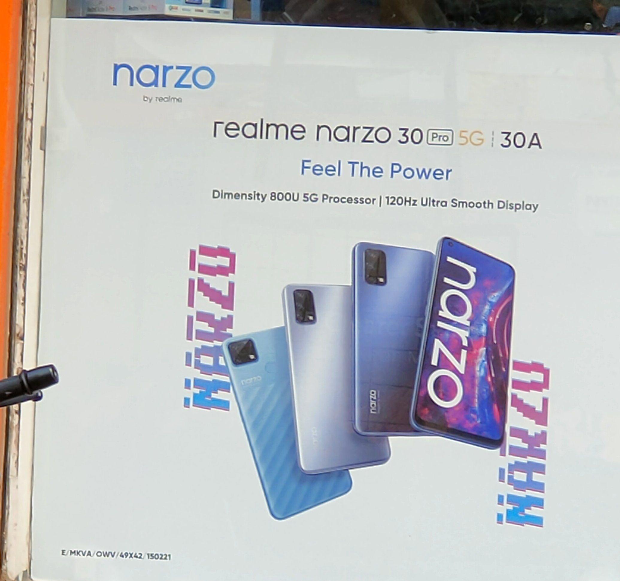 realme-narzo