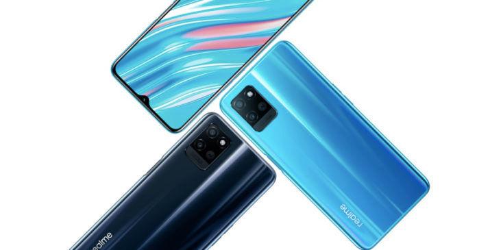 Realme V11 5g phone launched dimensity 700 soc 5000mah battery 4gb ram