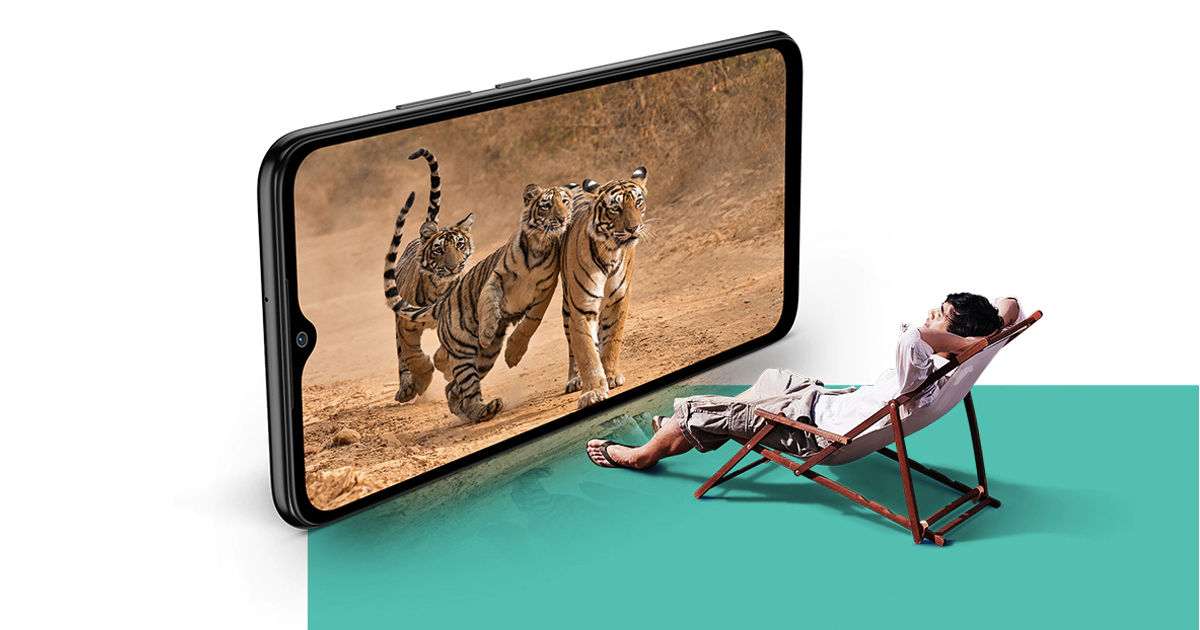 Samsung Galaxy M02 launched at price rs 6999 specs feature sale offer