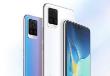 Vivo S7t 5G launched 8GB ram 44MP dual selfie 64MP triple rear camera specs and price