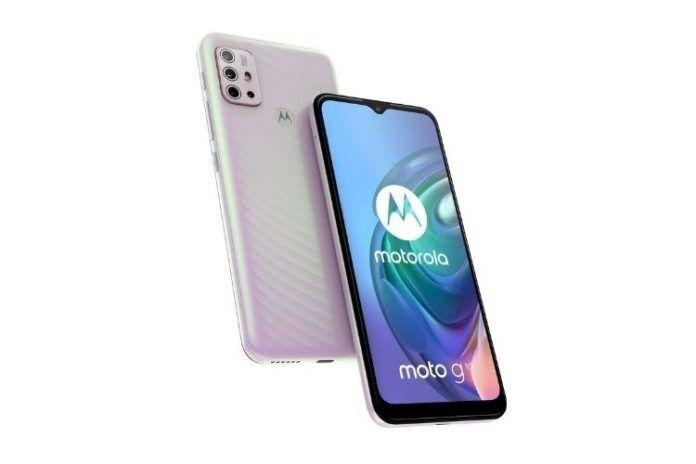 Motorola Moto G10 Power geekbench listing specs leaked
