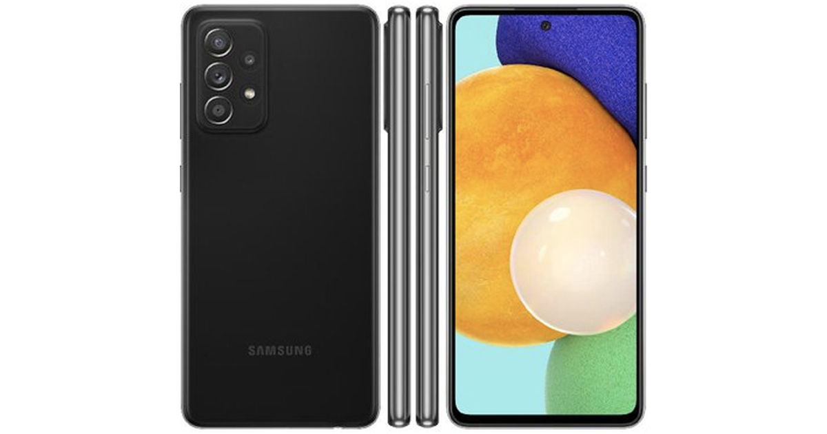 Samsung Galaxy A52s price revealed Europe launch soon