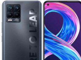 Realme 8s 5G India Launch with MediaTek Dimensity 810 SoC soon