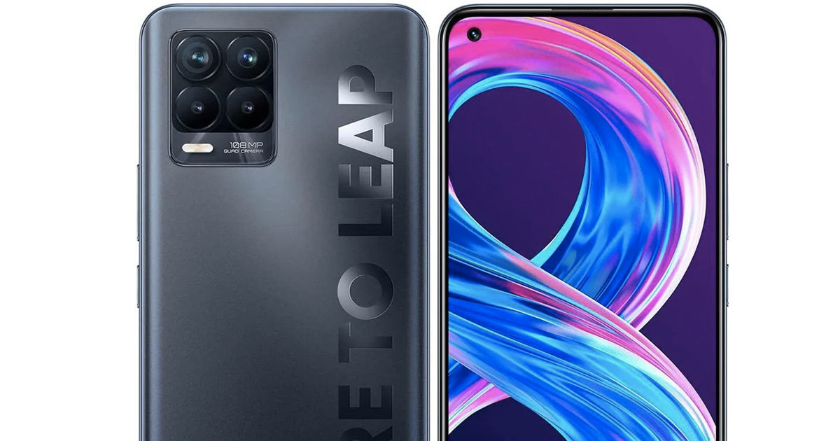 5 disappointment of Realme 8 Pro
