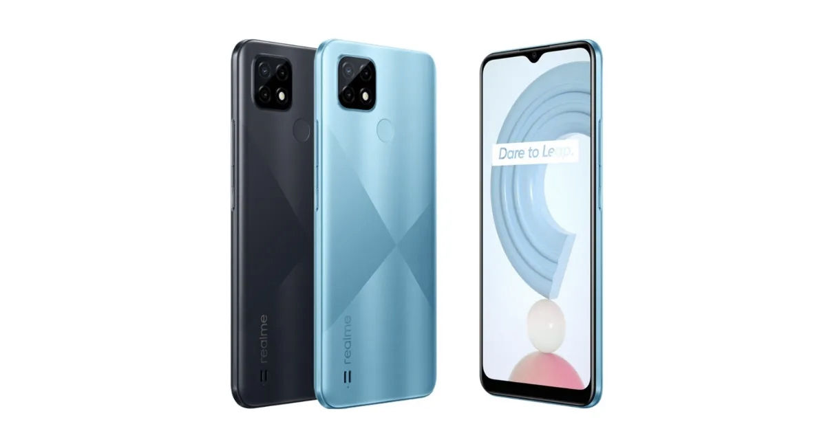 realme C21 to launch on 5 march with helio g35 soc 5000mah battery