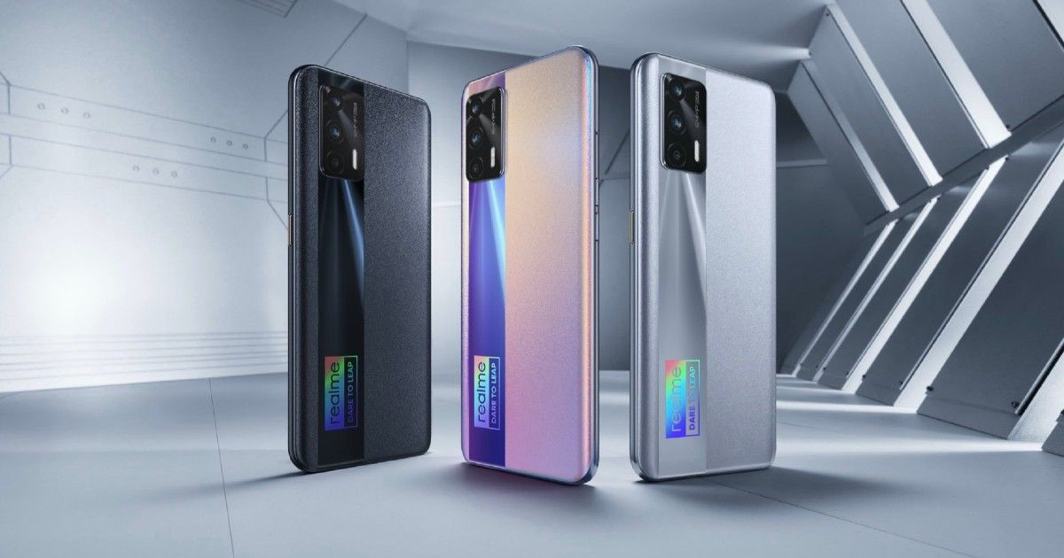 Xiaomi Realme Vivo OnePlus OPPO smartphone with Android 12 beta update
