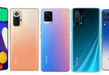 best-phone-in-mid-segment-without-5g-galaxy-f62-redmi-note-10-pro-max-galaxy-m51-vivo-v20-realme-x3-super-zoom