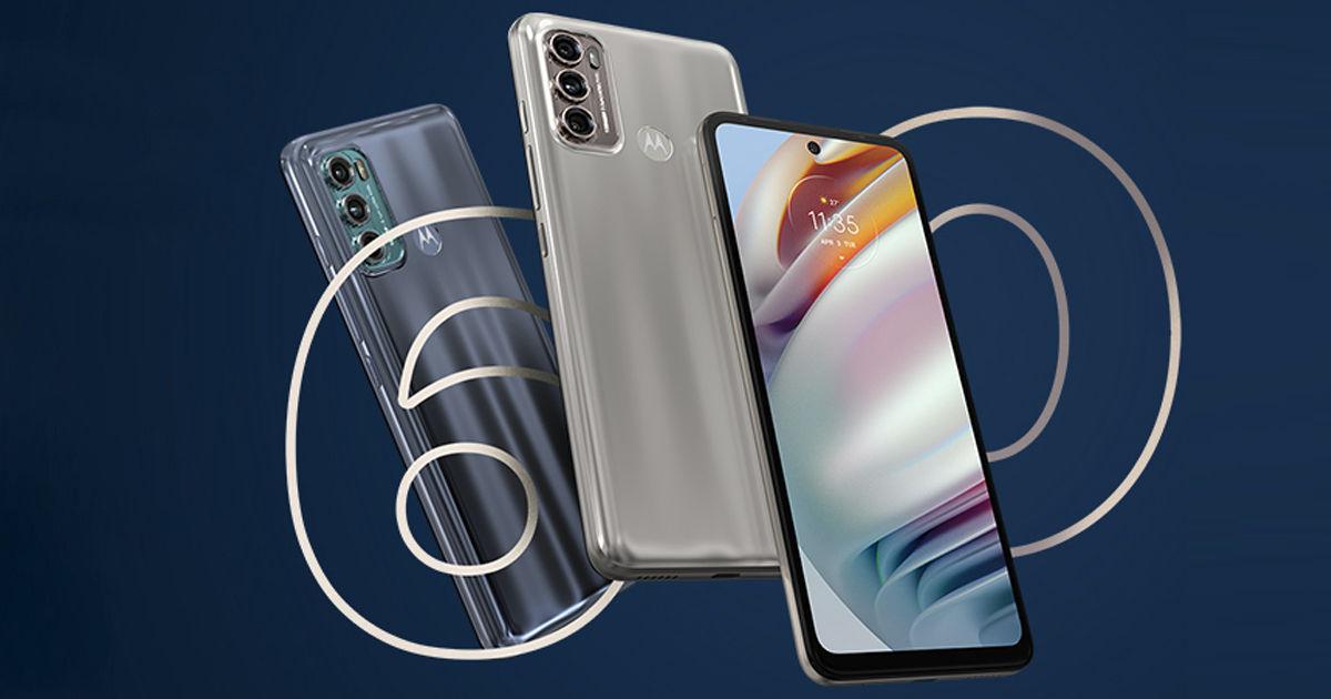 Motorola Moto G60 and Moto G40 Fusion india launch on 20th april 108mp camera 6000mah battery