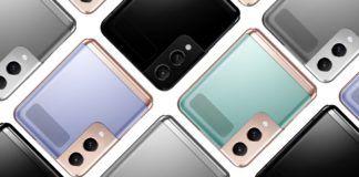 Samsung Galaxy z flip3 concept render