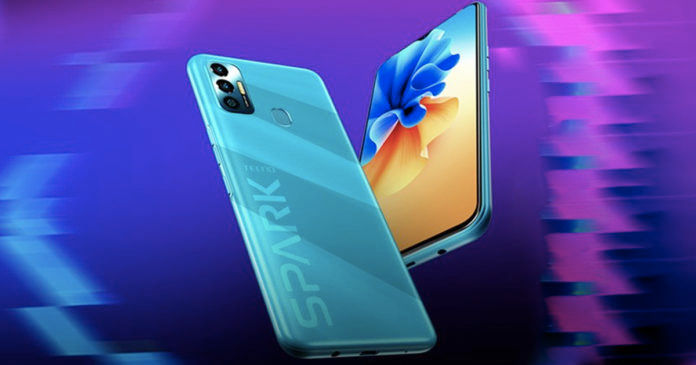 Tecno Spark 7 India Launch on 9th April with 600mah battery