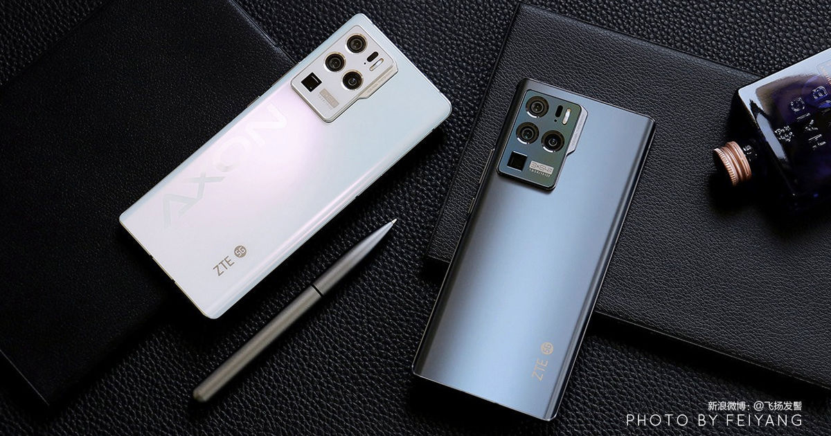 ZTE Axon 30 Ultra and 5g phone launched 64mp camera snapdragon 888 soc 66w charging specs price