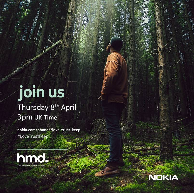 HMD Global Nokia India Event on 8th April x20 x10 g10 might launch