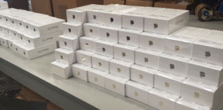 Apple iphones ipads smart watches and wearables sale in LG stores in South Korea