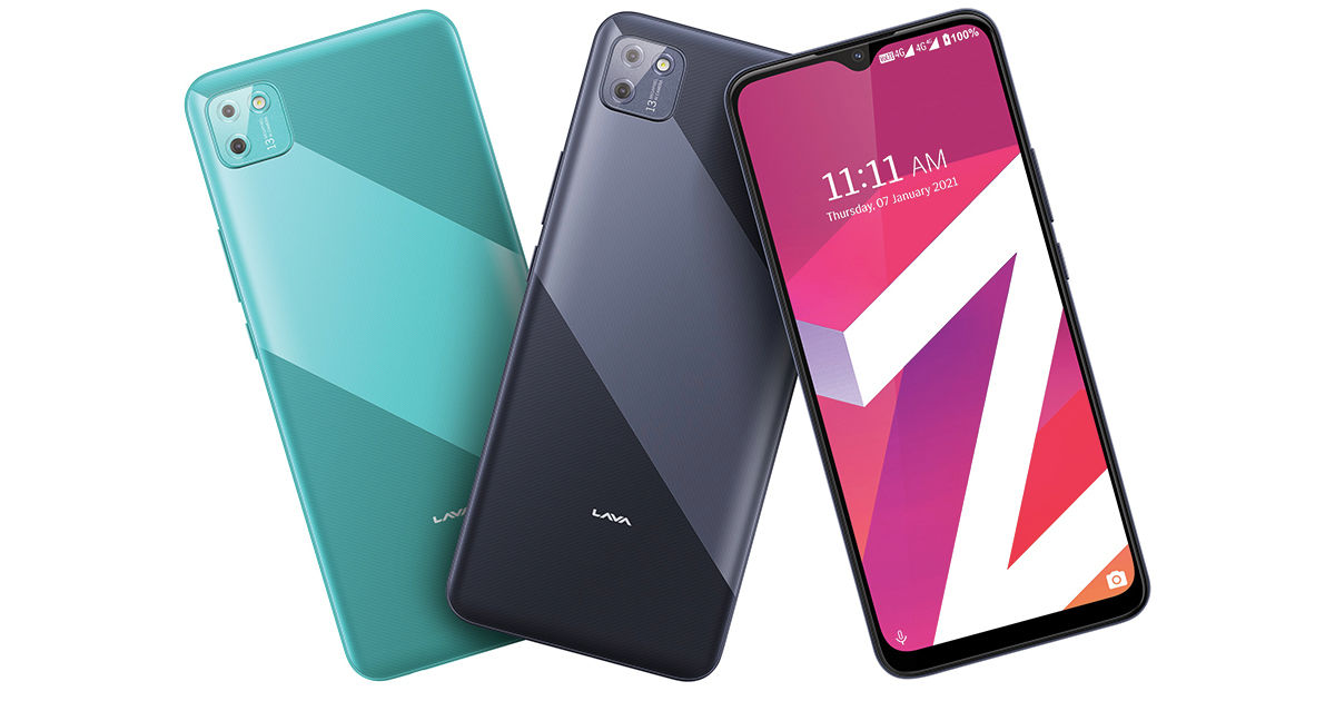 Lava Z2 Max launch in india with 6000mah battery 7 inch display price rs 7799 specs sale offer