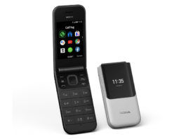 Nokia 2720 Flip 4g feature phone official low price