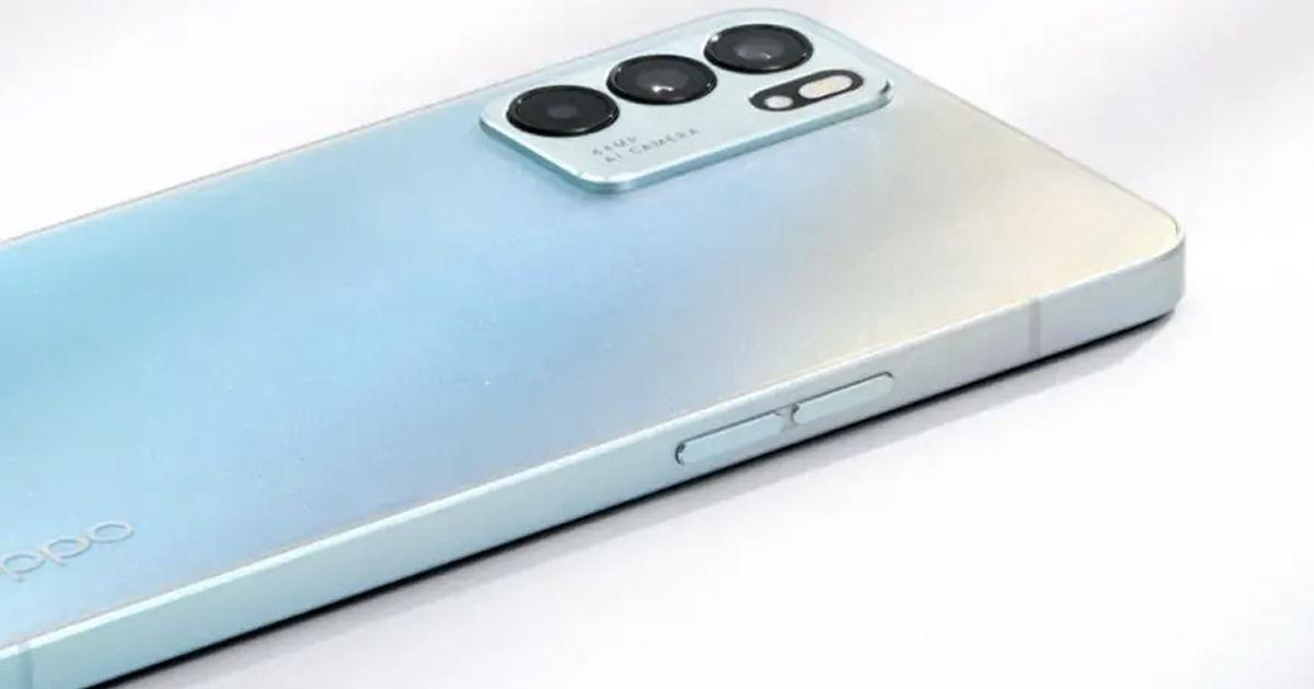Oppo Reno 6Z launch on 21 july with Dimensity 800U Soc 64MP Camera