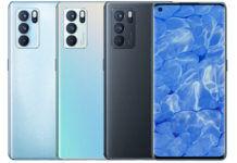 Oppo Reno 6 Reno 6 Pro Reno 6 Pro 5G Phone launched price specs