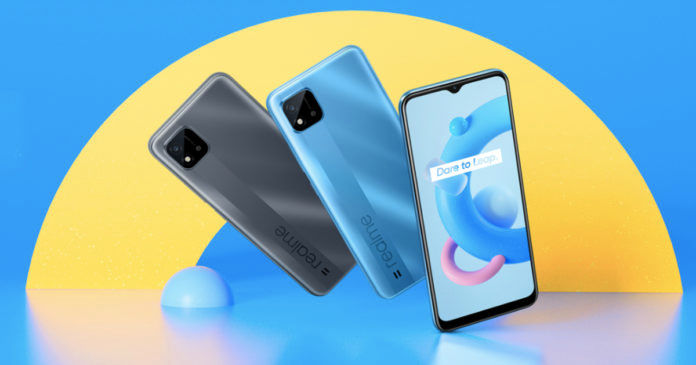 low budget smartphone realme c20a launched price specs sale offer