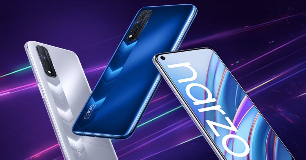 Realme Narzo 30 5G and 4G price in India before 24 june launch