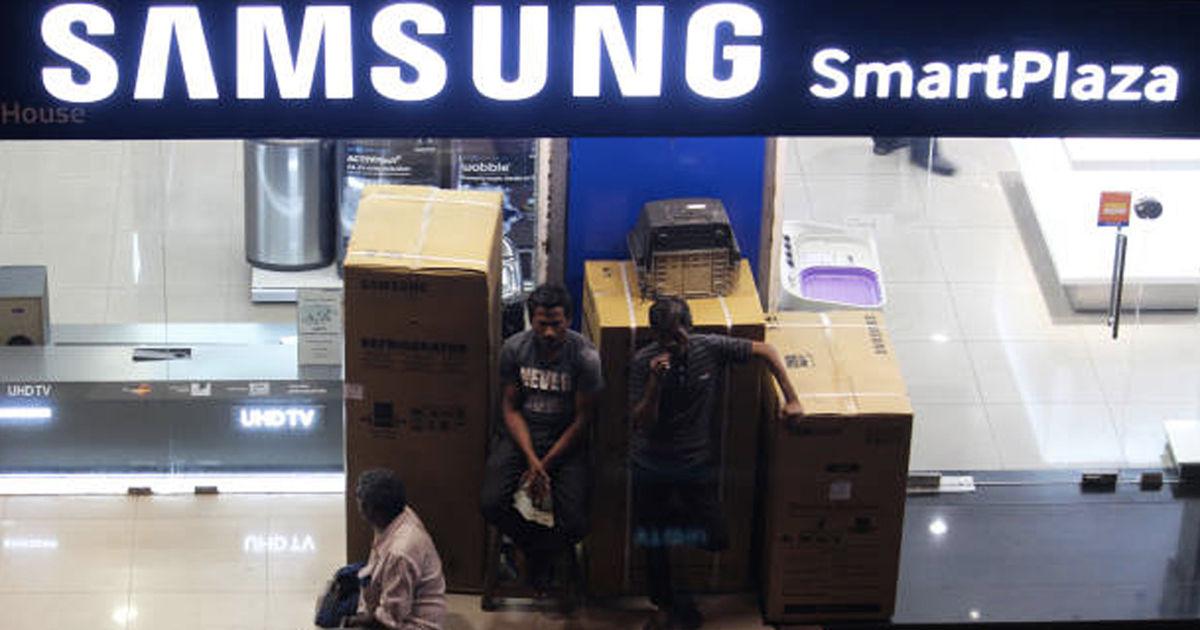 Samsung Upgrade Program offer Discount upto rs 5000 on offline stores till 29 july