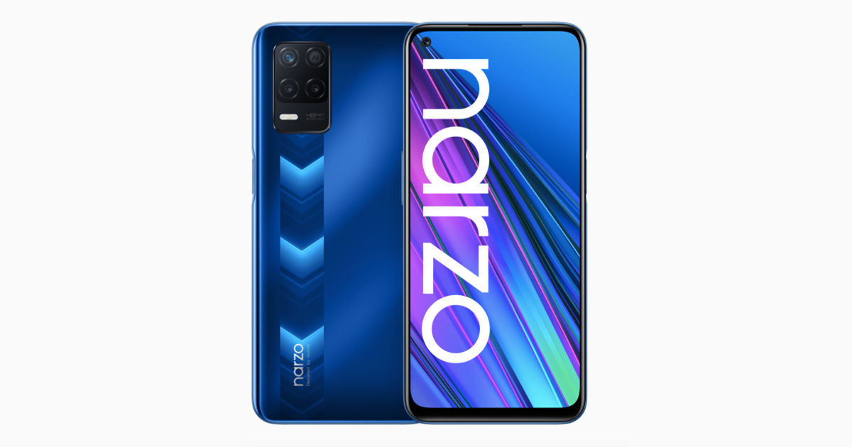 Realme Narzo 30 5G official launch in india in june confirm