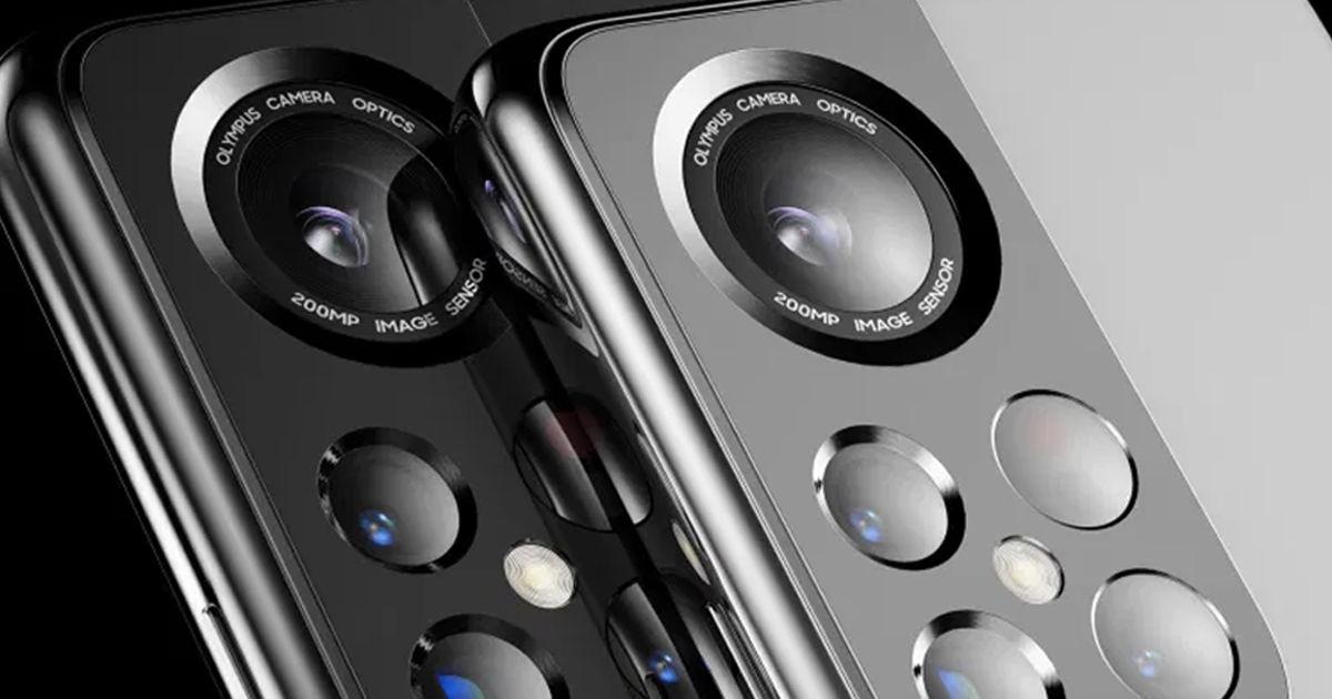 Xiaomi Mi 12 Qualcomm Snapdragon 895 200MP ISOCELL camera sensor Samsung Olympus