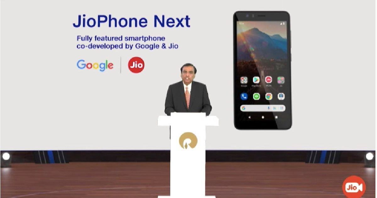 Jio Phone Next Launched in India Check price and Specifications | 91Mobiles Hindi