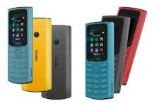 Nokia 110 4G and Nokia 105 4G