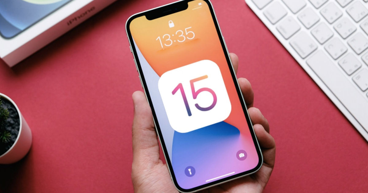 Apple iOS 15 launched in india full list on compatible devices iphone ipod