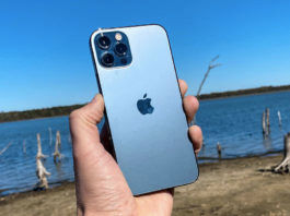 apple iphone 12 pro dropped in canal found by magsafe