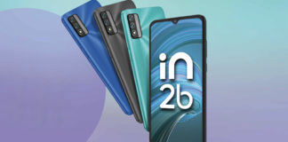 Micromax In 2B launched in India Price Specs Sale offer